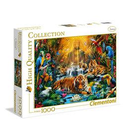Clementoni Mystic Tigers 1000 PCS