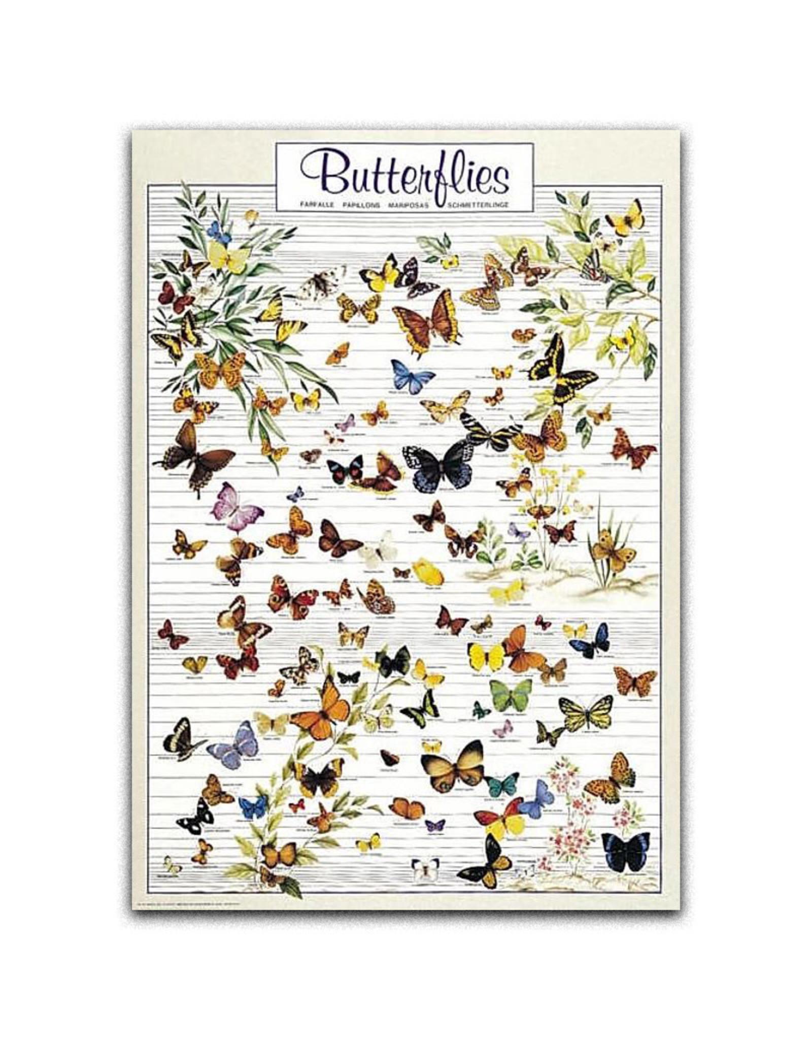 Ricordi Butterflies Puzzle 1000 PCS