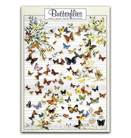 Ricordi Butterflies Puzzle 1000 PCS