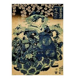 Ricordi Courtesan 1000 PCS (Hiroshige)