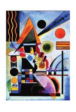 Ricordi Schaukeln, 1925 Puzzle 1000 PCS (Kandinsky)