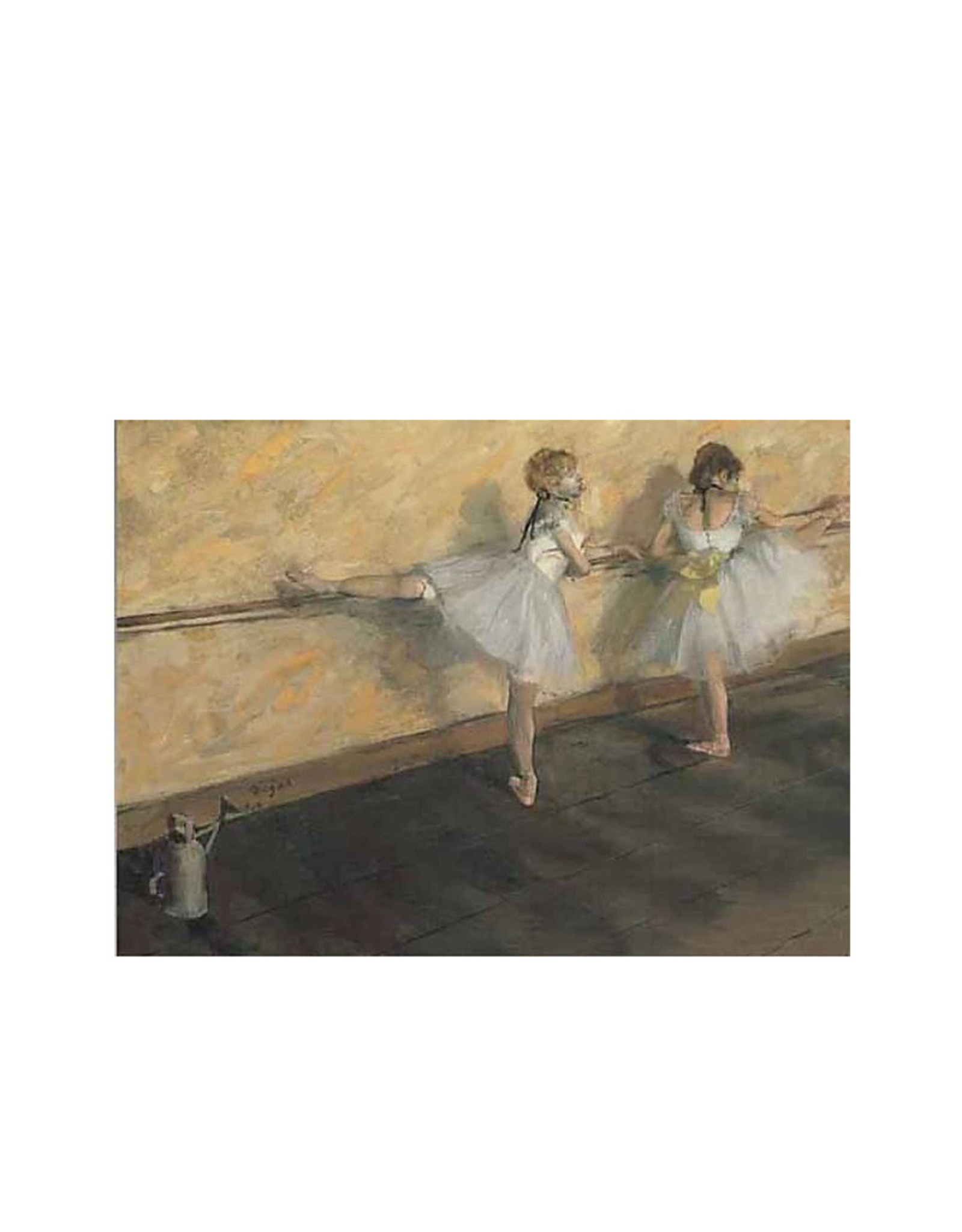 Ricordi School of Dance Puzzle 1000 PCS (Degas)