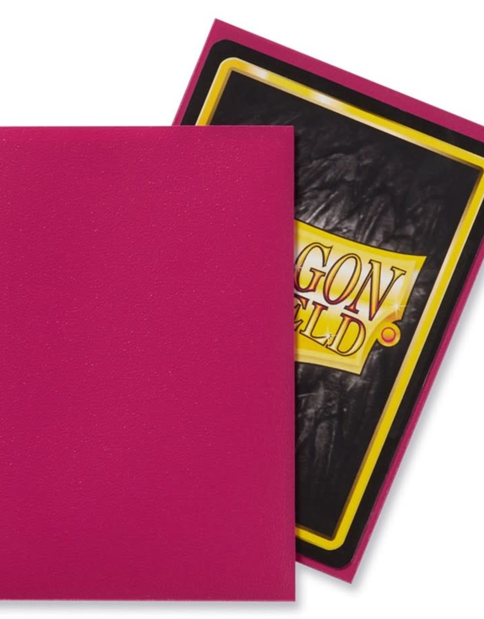 Arcane Tinmen Deck Protectors: Dragon Shield Matte (100) Magenta