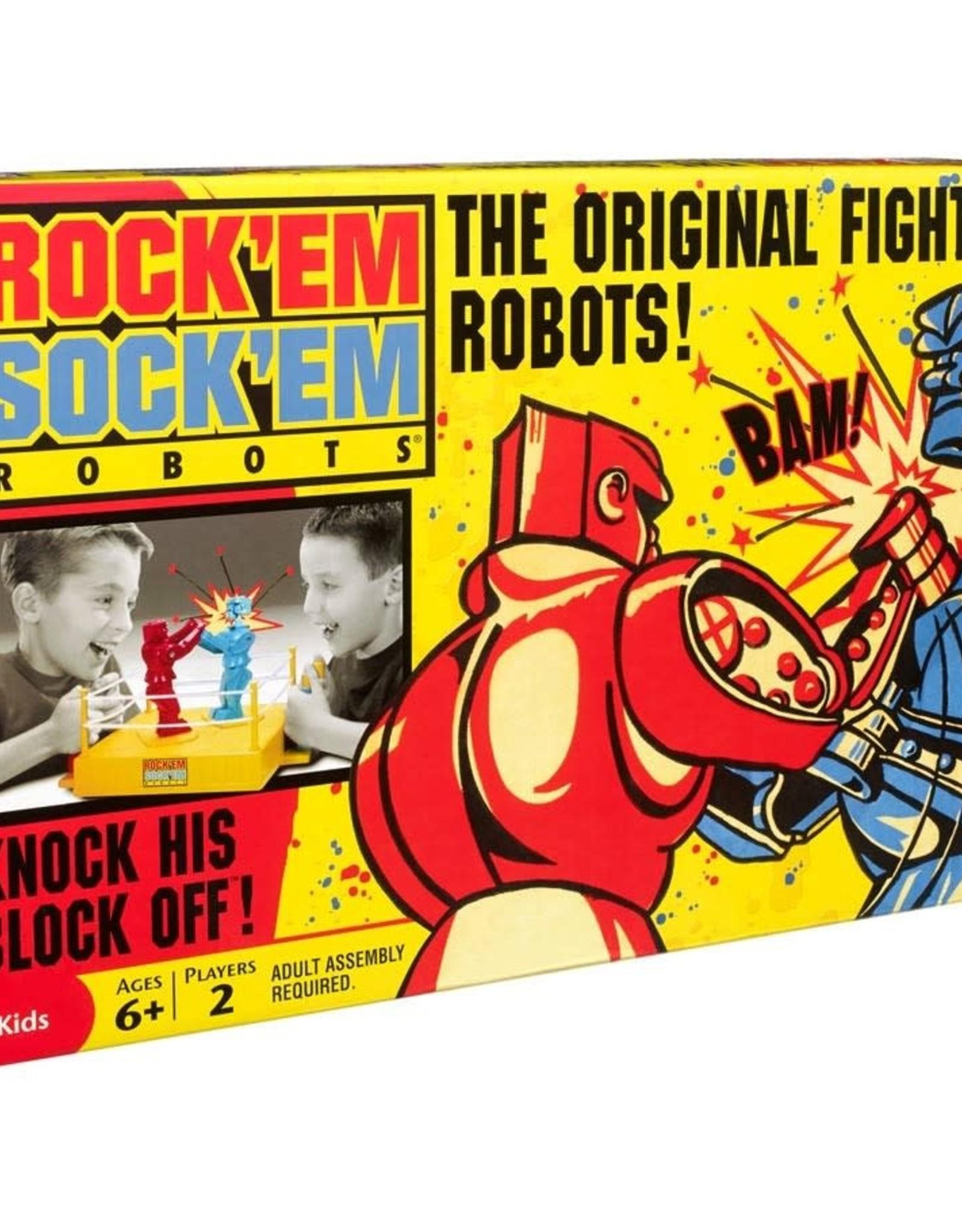 Mattel Rockem Sockem Robots