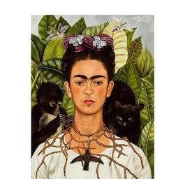 Ricordi Self Portrait 1000 PCS (Kahlo)