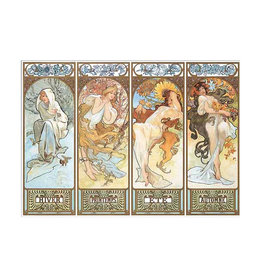 Ricordi Four Seasons Puzzle 1500 PCS (Mucha)