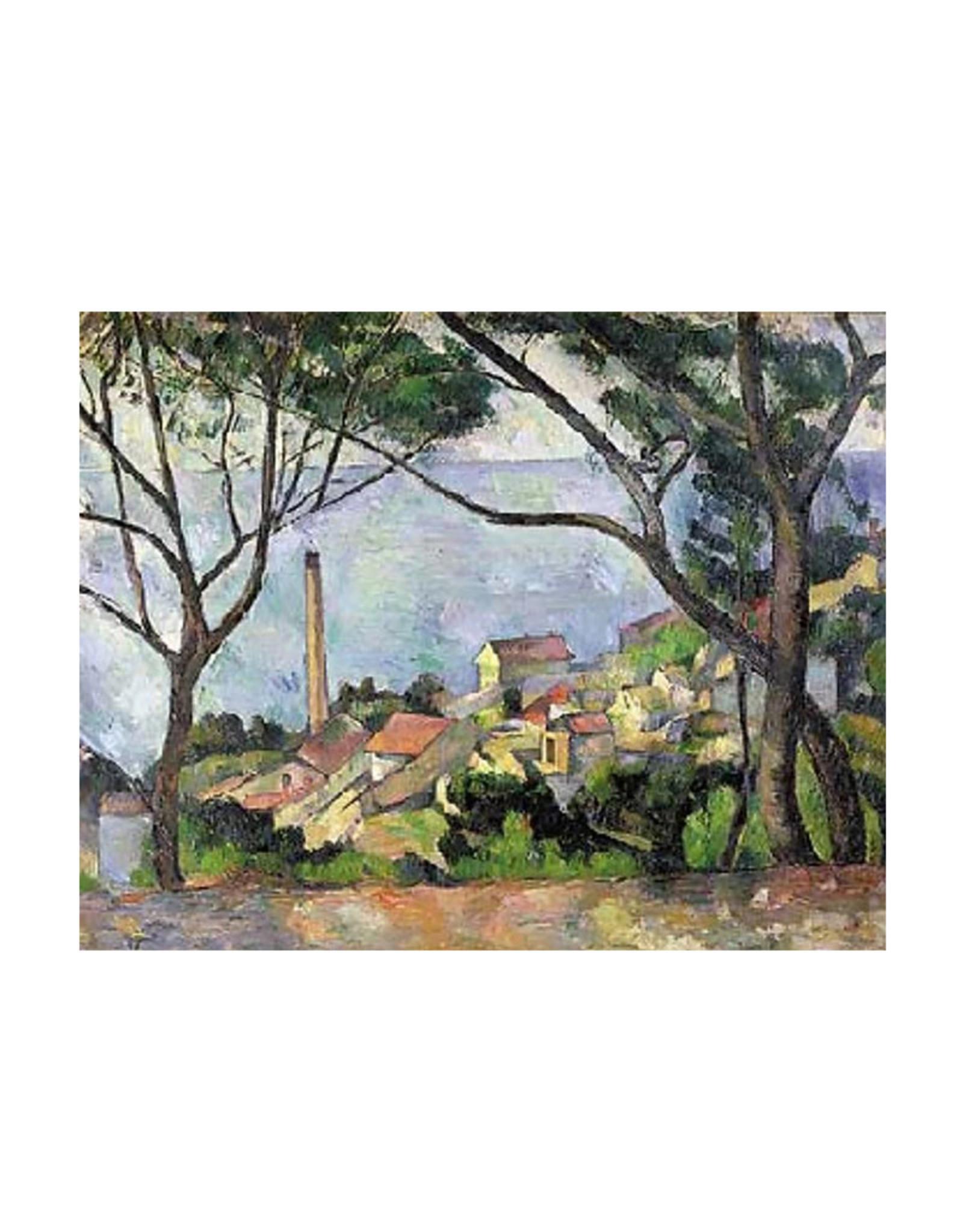 Ricordi View De L'Estaque Puzzle 1500 PCS (Cezanne)