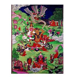 Ricordi Buddha's Life Puzzle 1500 PCS (Tibetan Art)
