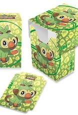 Deck Box: Pokemon Sword & Shield Grookey 100+