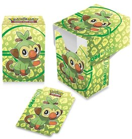 Deck Box: Pokemon Sword & Shield Grookey 100+