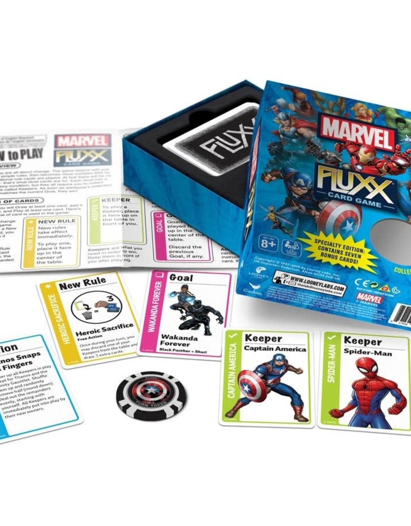 Looney Labs Marvel Fluxx