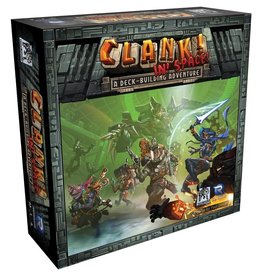 Renegade Games Clank In Space