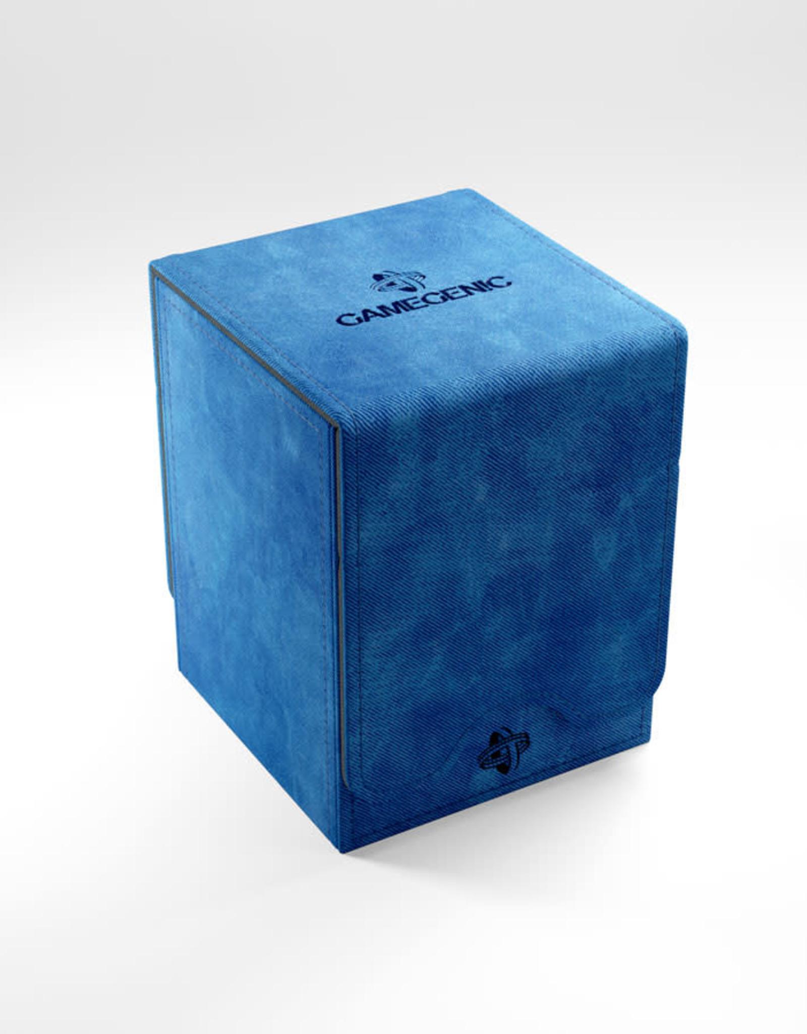 Deck Box: Squire 100: Blue