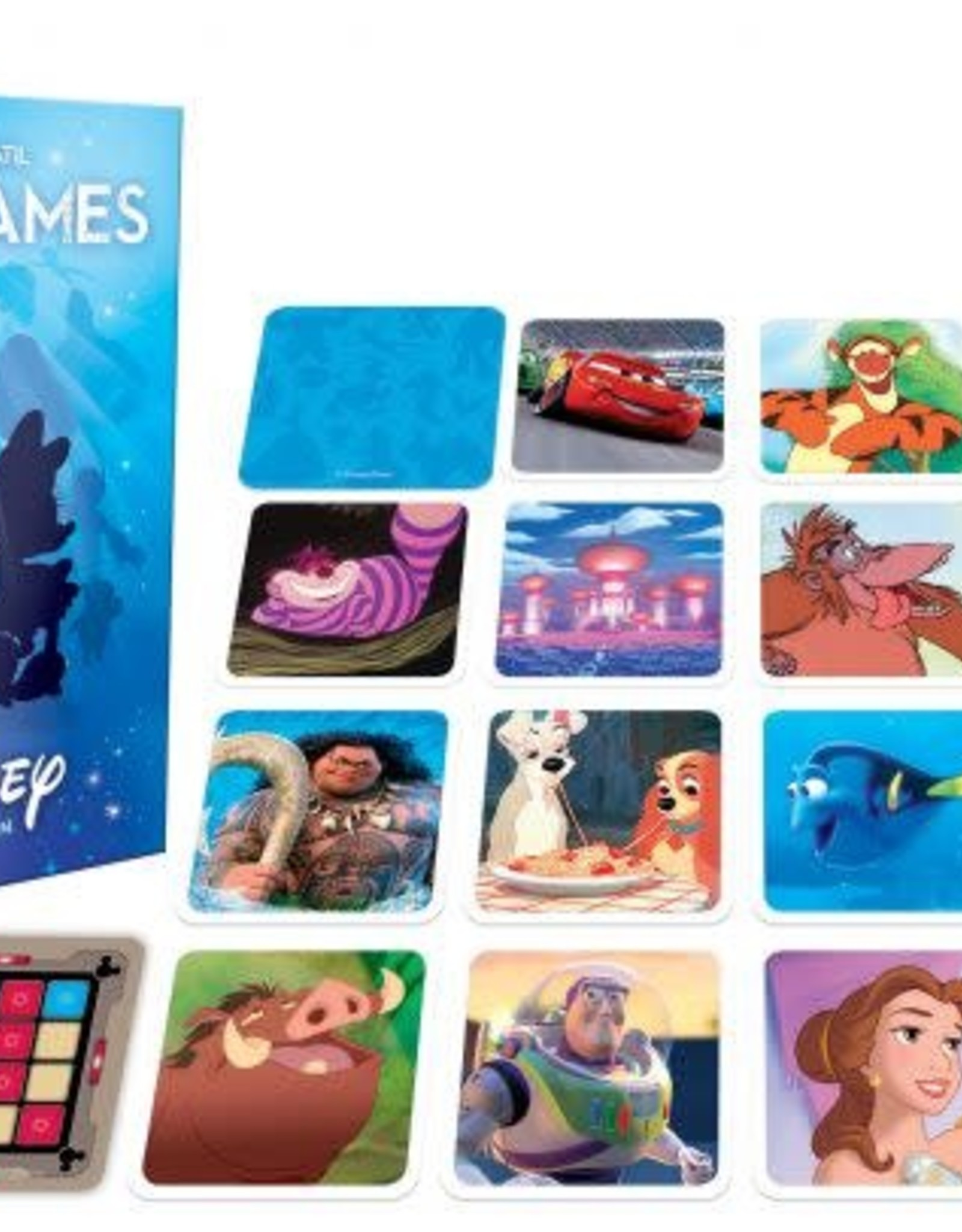 USAopoly Codenames Disney Family Edition