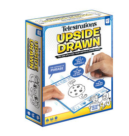 USAopoly Telestrations Upside Drawn