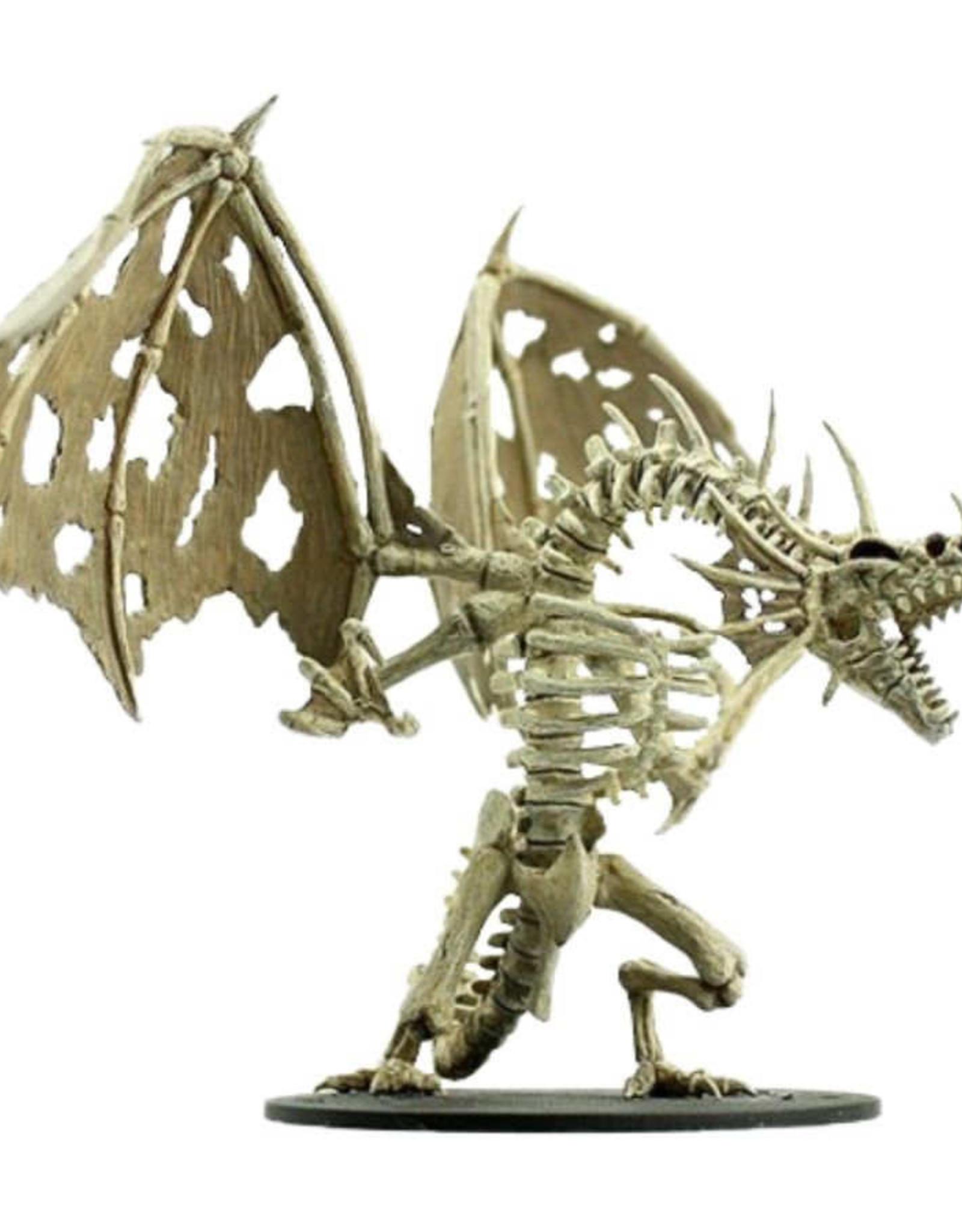 Wizkids Pathfinder Deep Cuts Unpainted Miniatures: Gargantuan Skeletal Dragon
