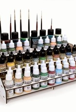 Vallejo Paint Stand (paints not included)