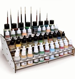 Vallejo Front Module Paint Stand (paints not included)