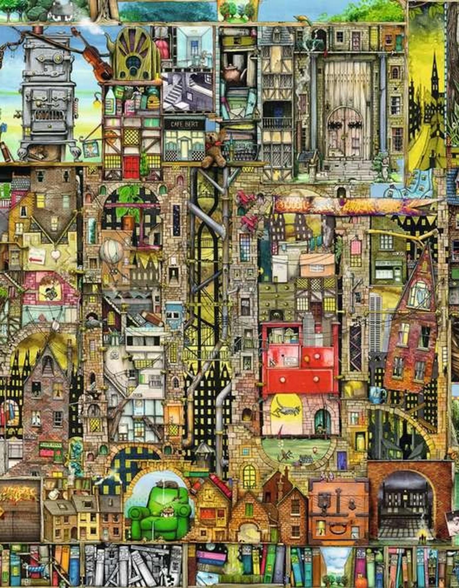 Ravensburger Colin Thompson: Bizarre Town Puzzle 5000 PCS