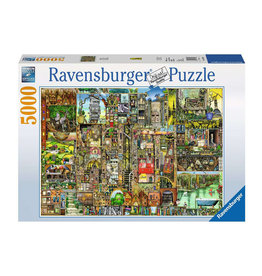 Ravensburger Colin Thompson: Bizarre Town Puzzle 5000 PCS