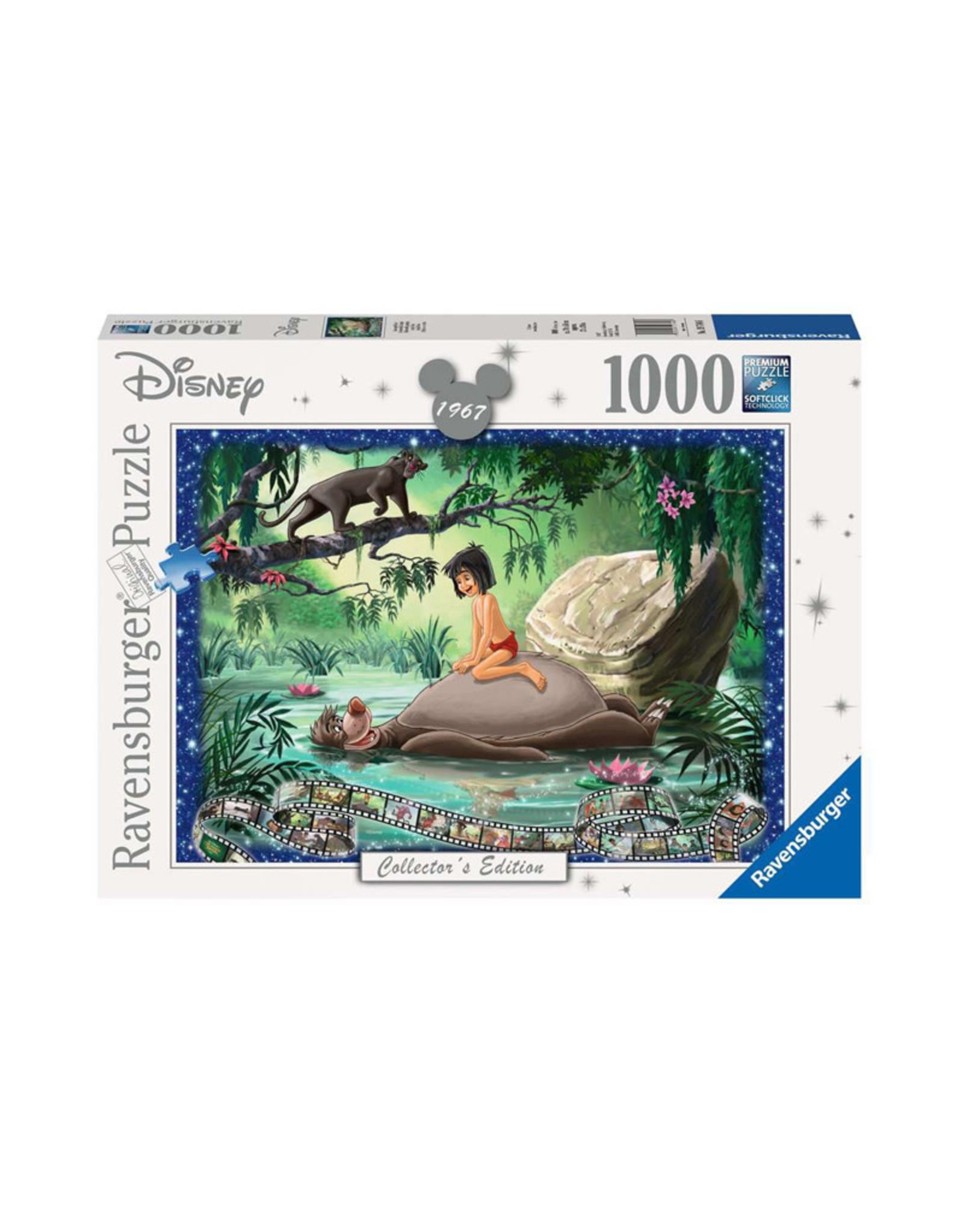 Ravensburger Disney Jungle Book Puzzle 1000 PCS