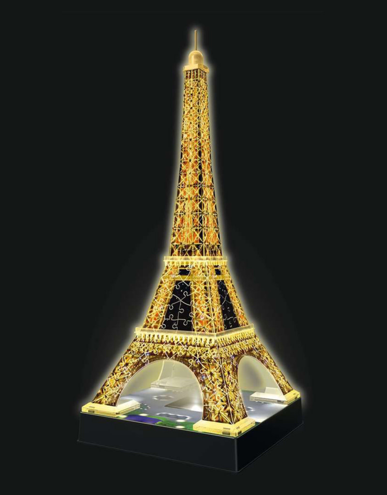 Ravensburger Eiffel Tower by Night  3D Puzzle 216 PCS