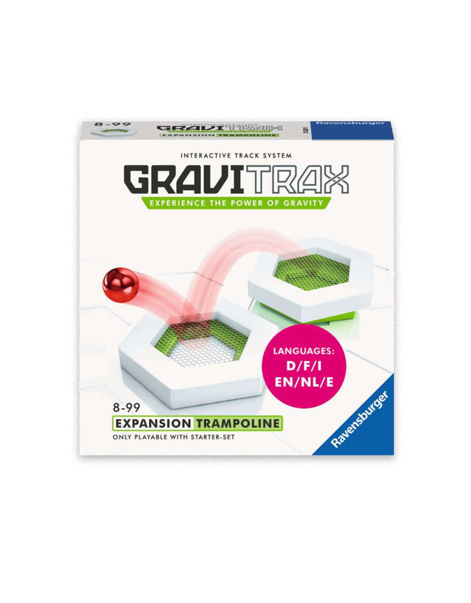 Ravensburger Gravitrax Trampoline Expansion