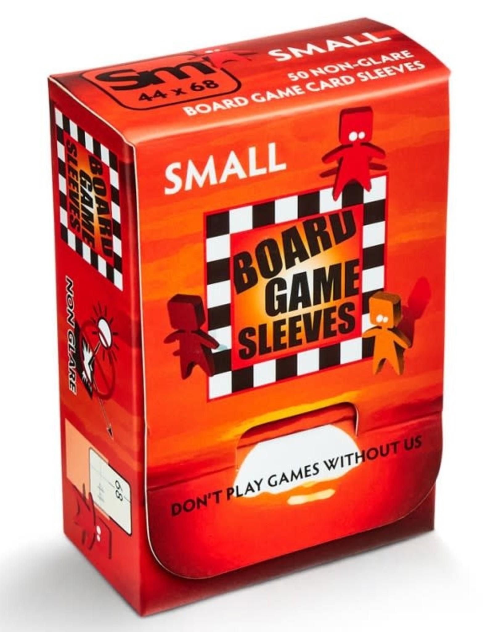 Arcane Tinmen Sleeves: No Glare Mini European Board Game Sleeves (50)