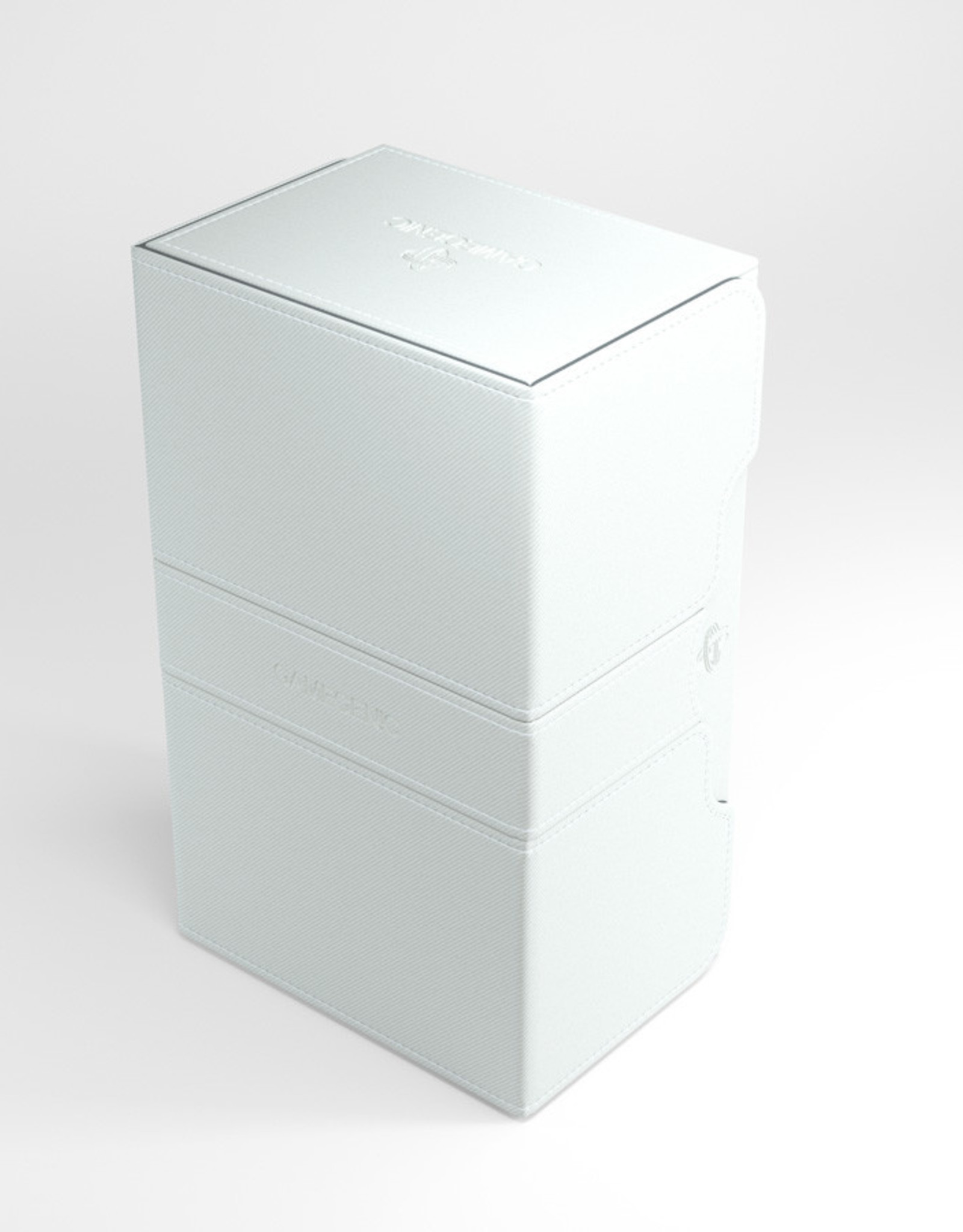 Deck Box: Stronghold 200+ White