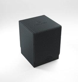 Deck Box: Squire 100+ Black