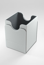 Deck Box: Squire 100+ White