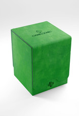 Deck Box: Squire 100+ Green