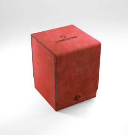 Deck Box: Squire 100+ Red