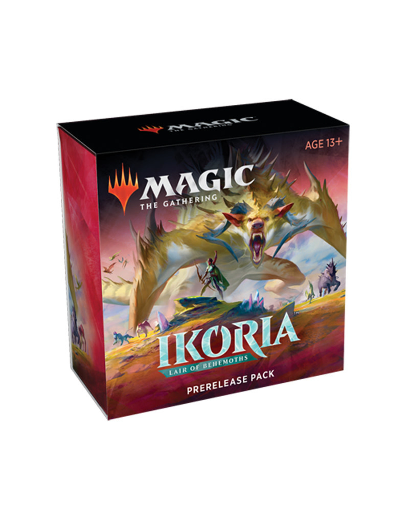 Wizards of the Coast MTG Ikoria Lair of Behemoths Prerelease Pack