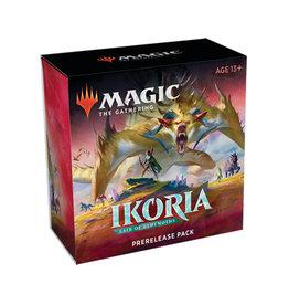 Wizards of the Coast MTG Ikoria: Lair of Behemoths Prerelease Pack