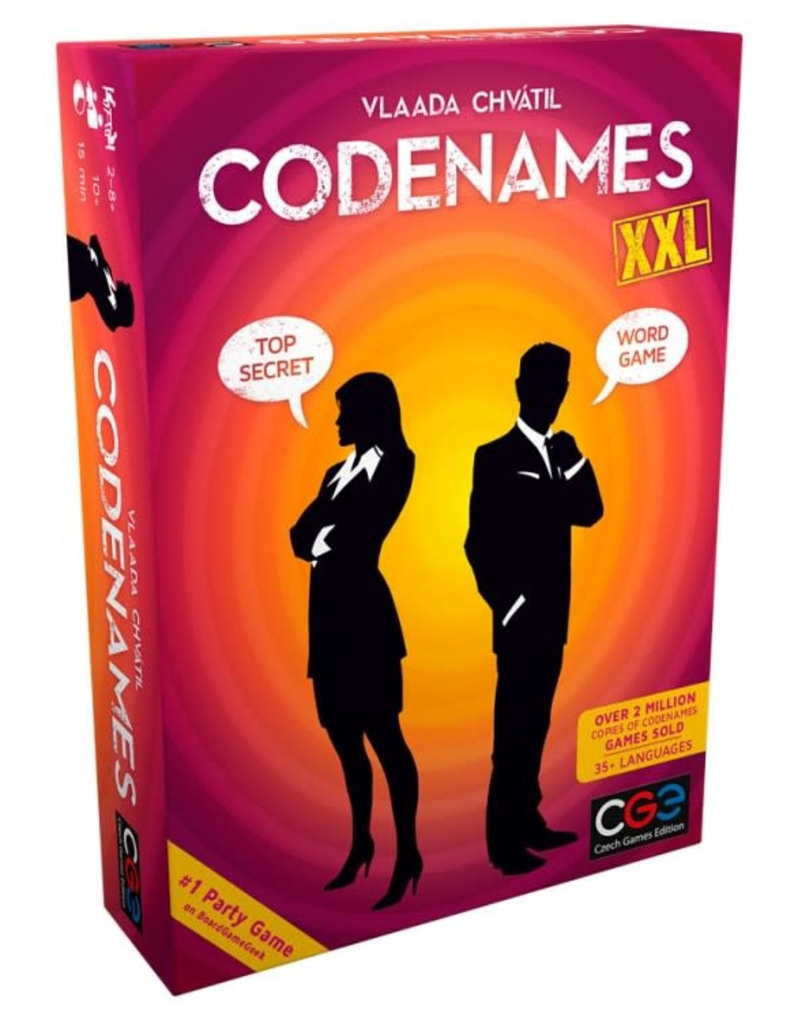 Czech Games Edition Codenames: XXL