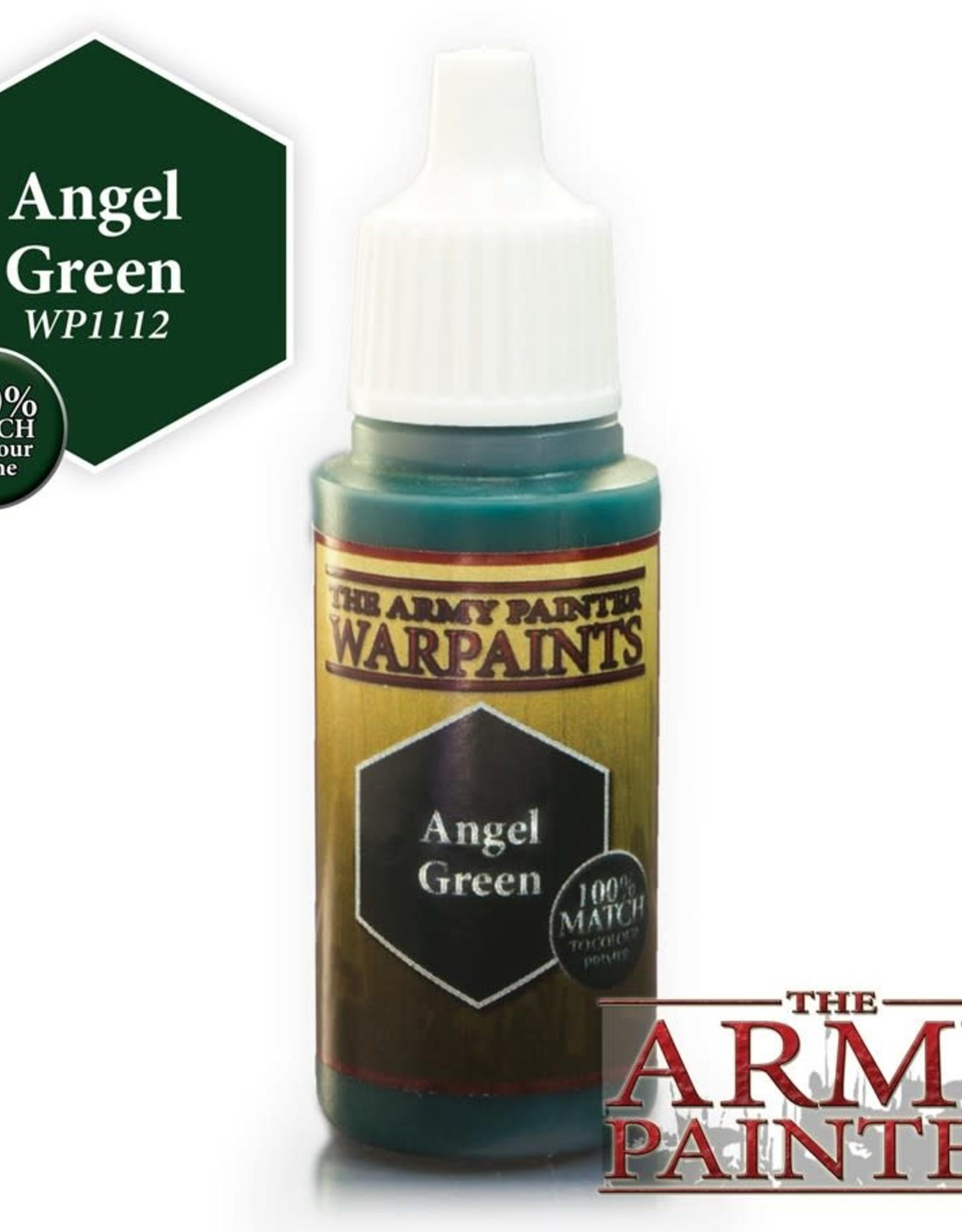 Warpaints: Angel Green 18ml