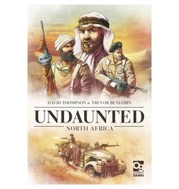 Osprey Games Undaunted: North Africa