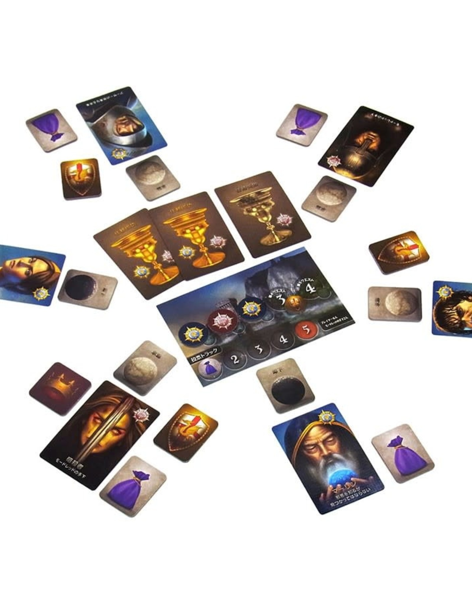 Indie Boards and Cards Avalon