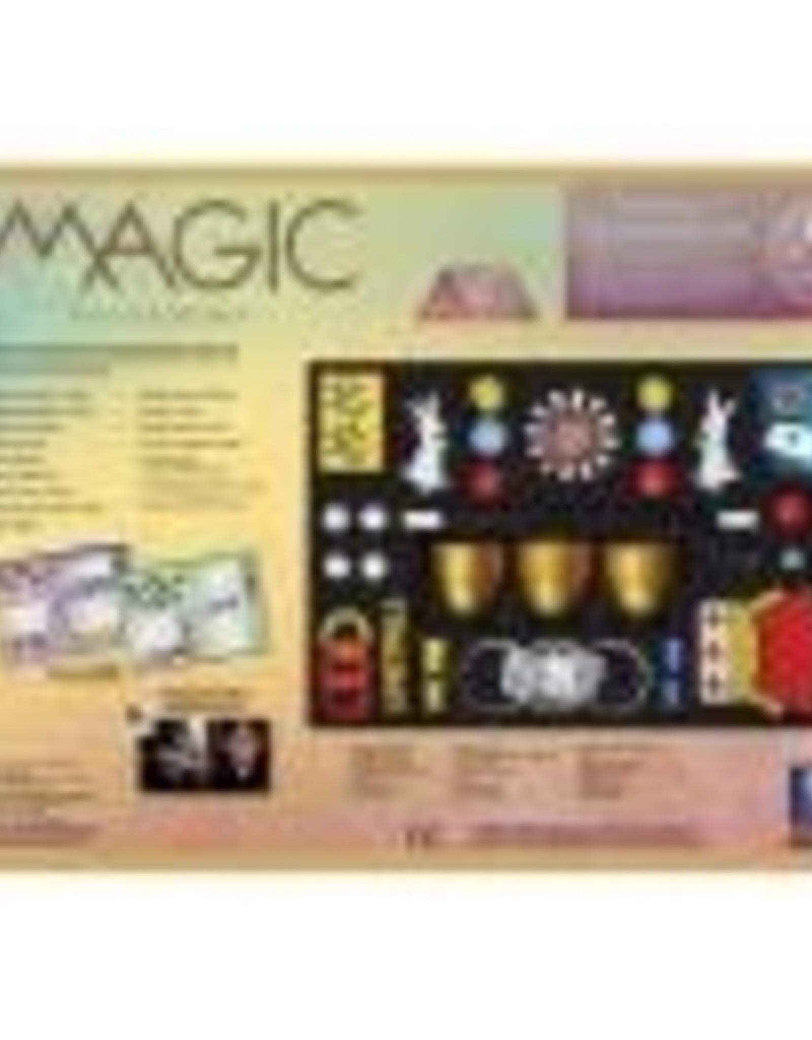 Thames and Kosmos Magic Tricks: Gold Edition