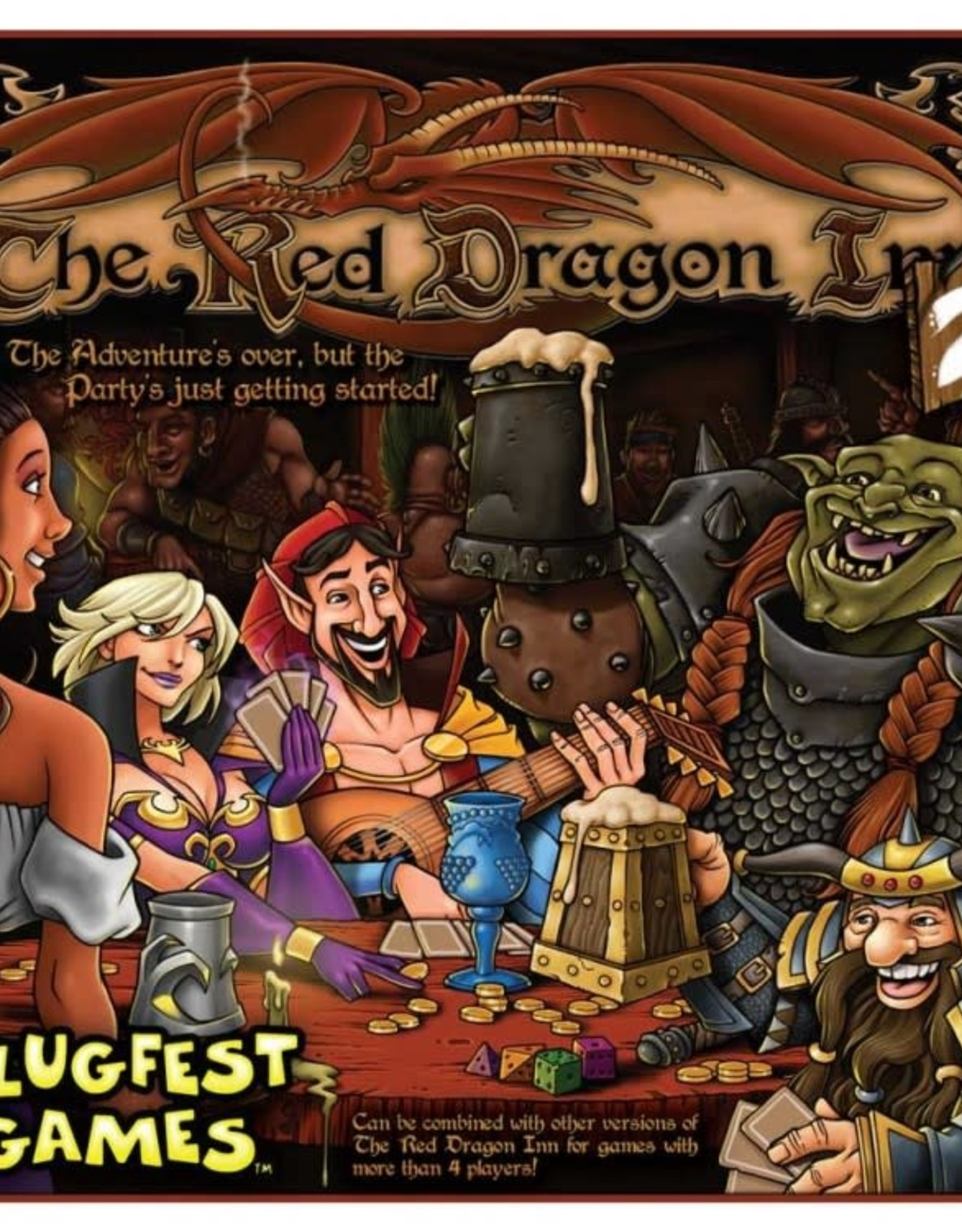 Slugfest Games Red Dragon Inn 2