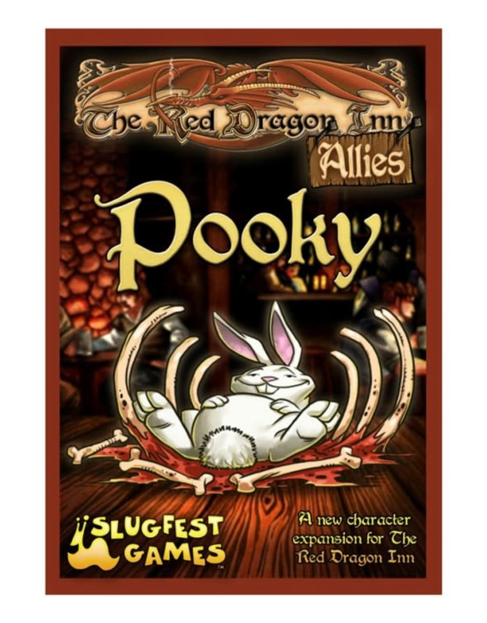 Slugfest Games Red Dragon Inn Allies: Pooky Expansion