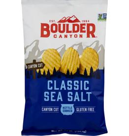 Sam's Club Boulder Canyon Classic Sea Salt Chips