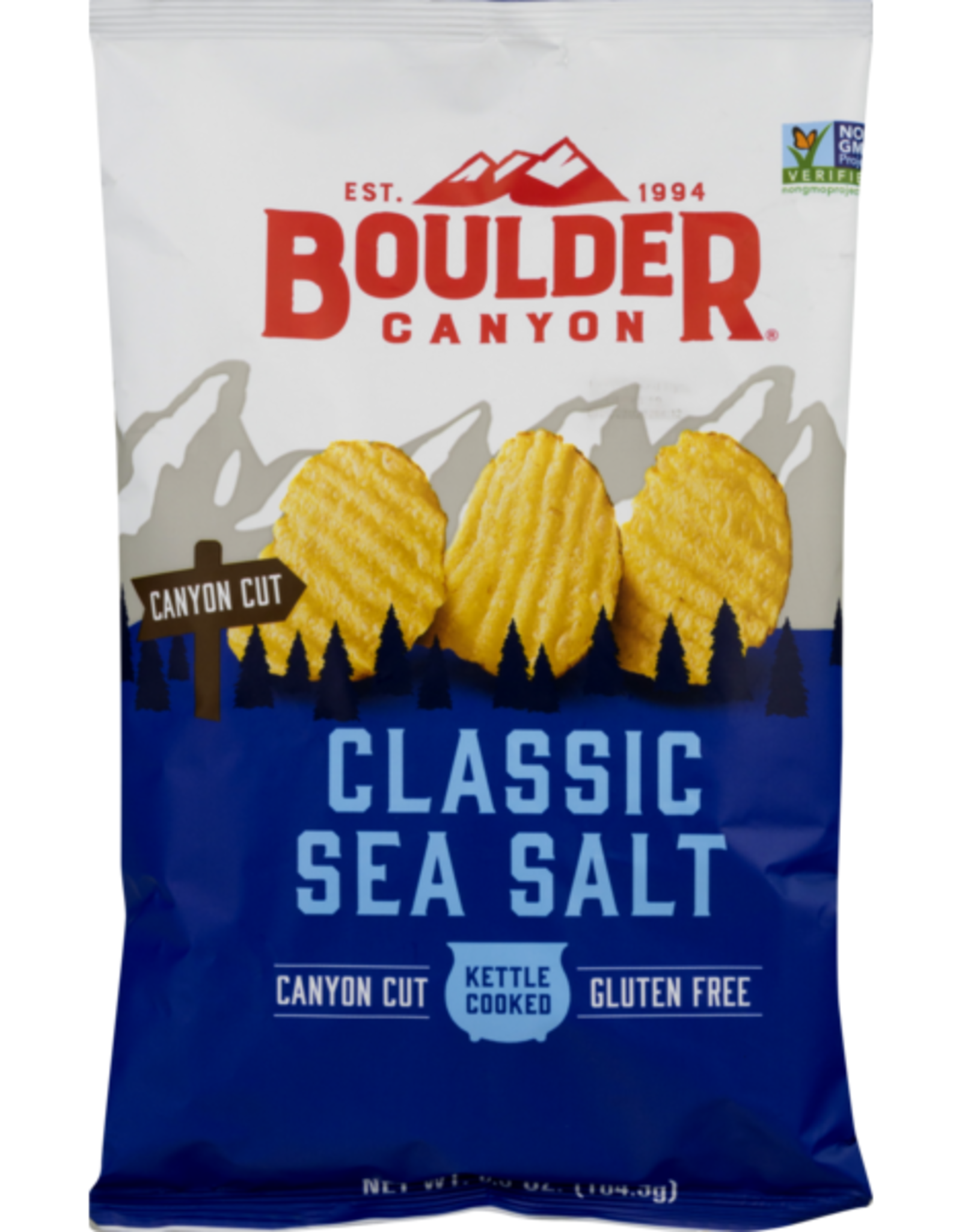 Sam's Club Boulder Canyon Classic Sea Salt Chips