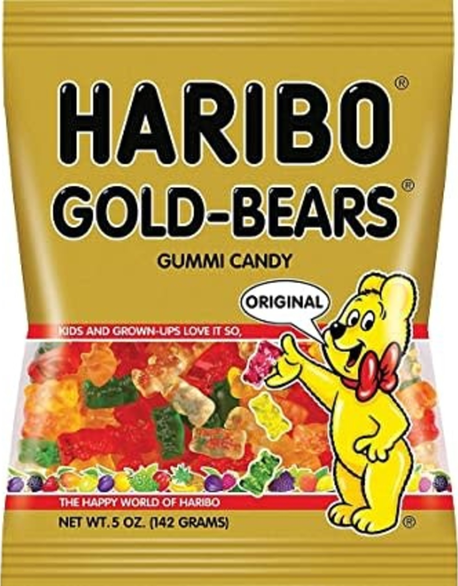 Haribo Haribo Gummi Gold-Bears (5 oz.)