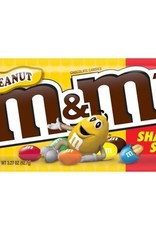 Mars Peanut M&M's Share Size 3.27 Oz