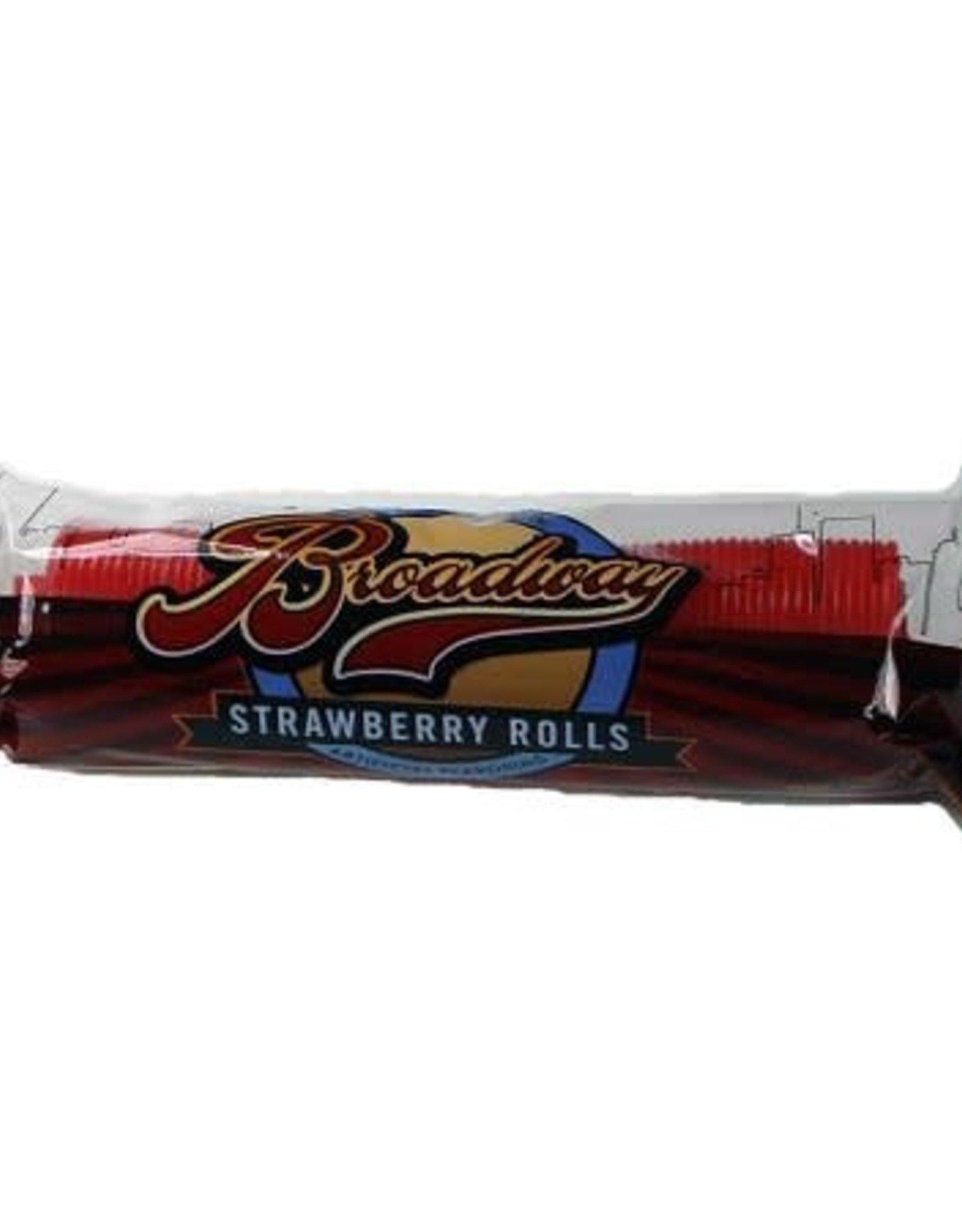 Miscellaneous Broadway Strawberry Licorice Rolls