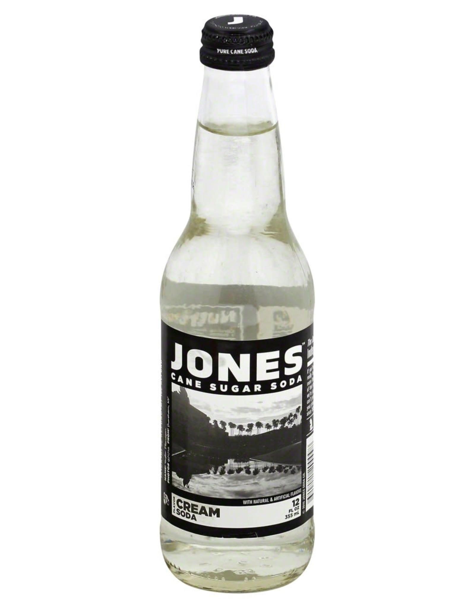 Jones Soda Co Jones Soda Cream Sodav(12 oz.)