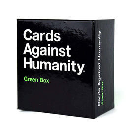 Cards Against Humanity Cards Against Humanity Green box