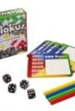 Mattel Blokus: Roll & Write Dice Game